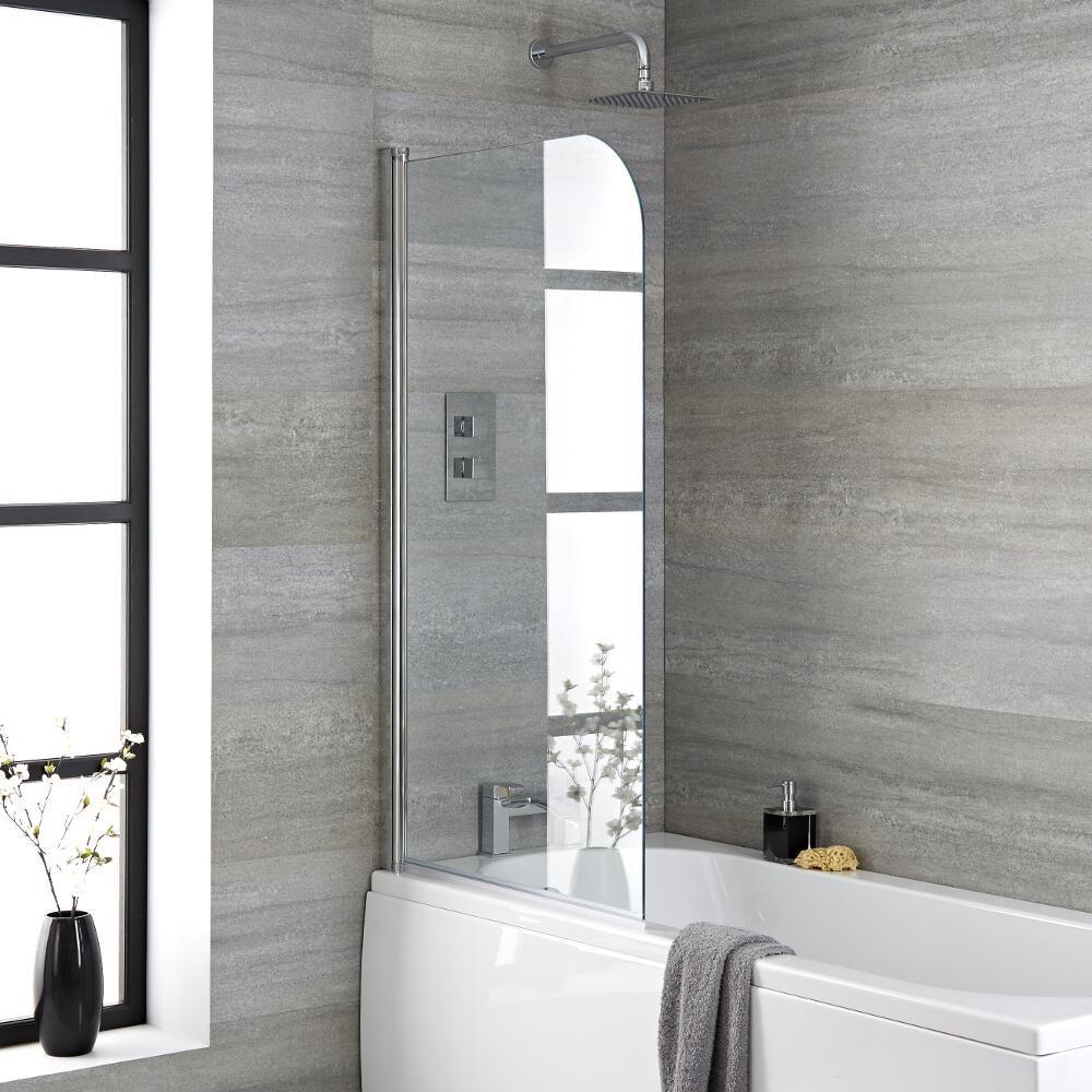 Parete vasca da bagno 1400 x 800mm - Parete vasca da bagno ...