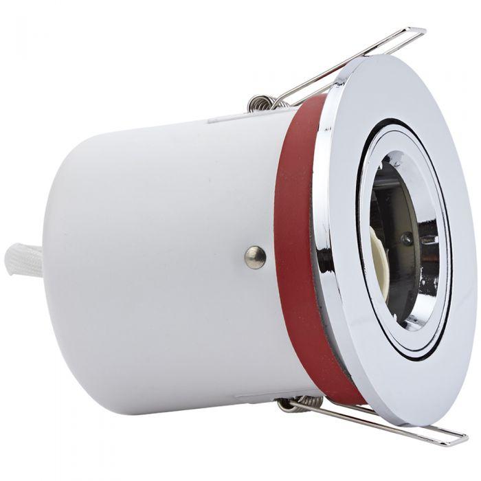 Faretto da Incasso Orientabile per LED Downlight GU10 IP20
