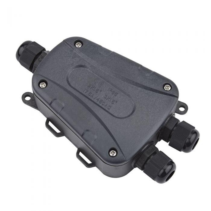 Scatola di Derivazione Impermeabile IP65 140x80x32mm