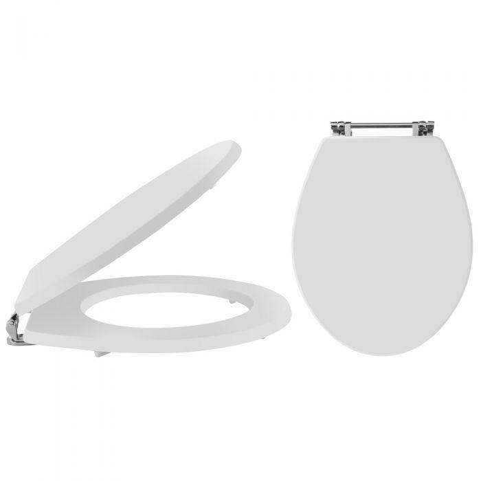 Sedile WC Colore Bianco