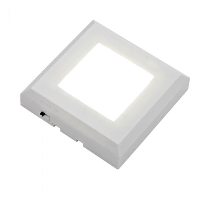 Panello LED per Mobile o Armadietto Bagno o Cucina con Sensore di Movimento