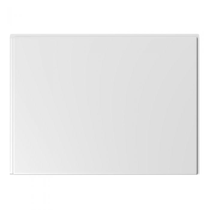 Pannello Vasca Laterale Bianco 80cm