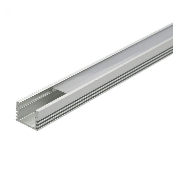 Copertura Alluminio per Illuminazione LED