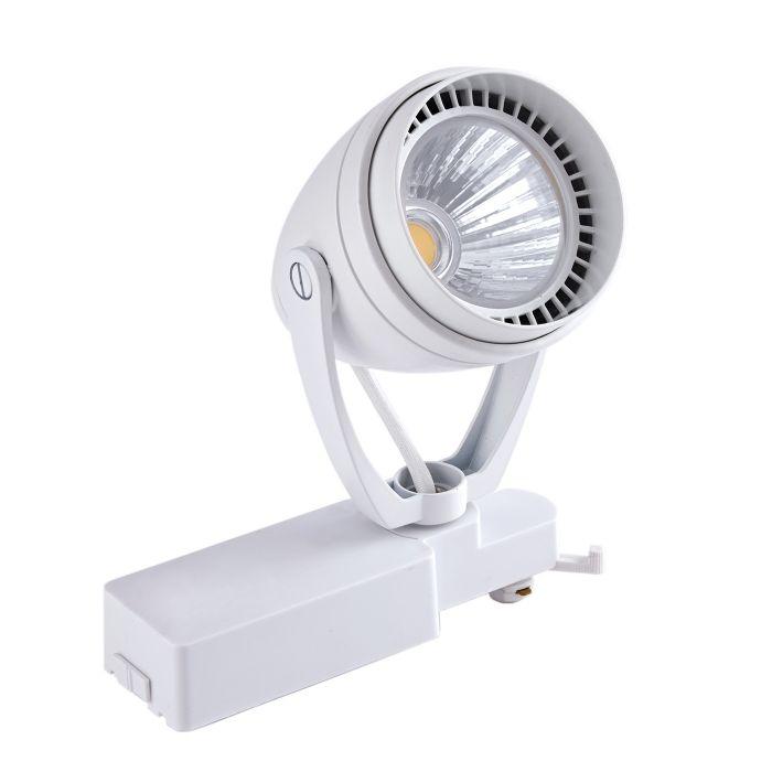 Faretto Spot LED 12W per Binario