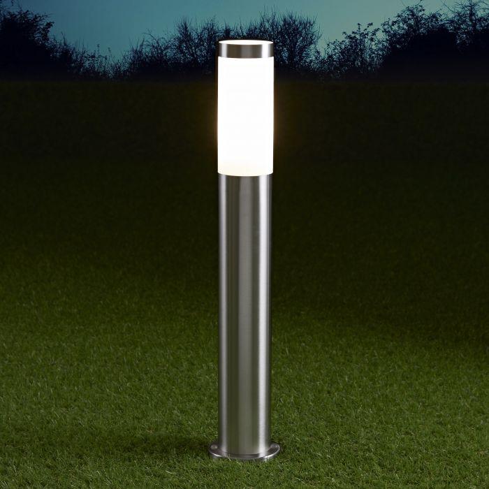 Paletto LED da Esterno 6W in Acciaio Inox 600mm- Le Mans