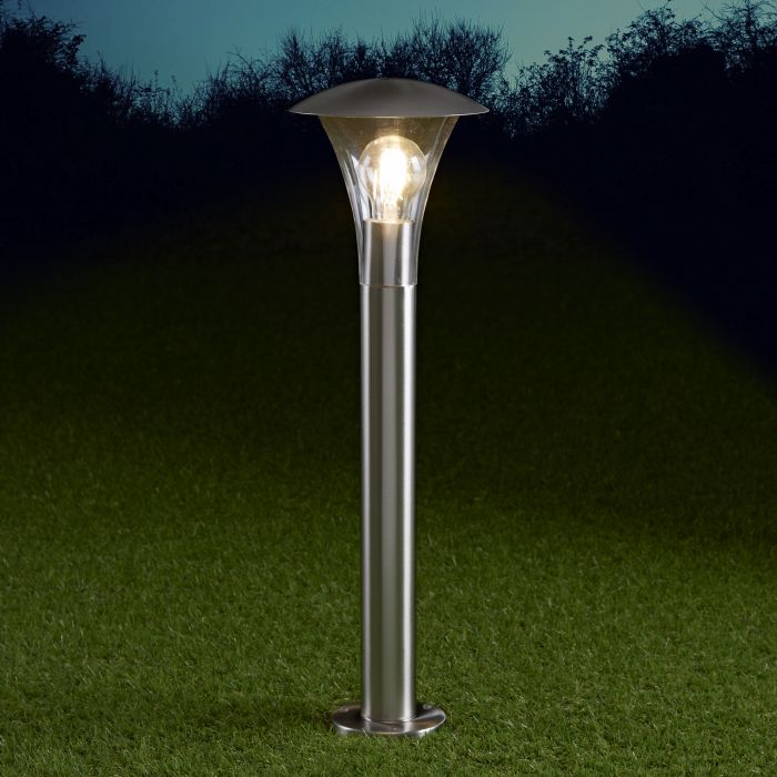 Paletto LED da Esterno 6W in Acciaio Inox 600mm - Cholet