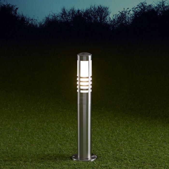 Paletto LED da Esterno 6W in Acciaio Inox 450mm- Orleans