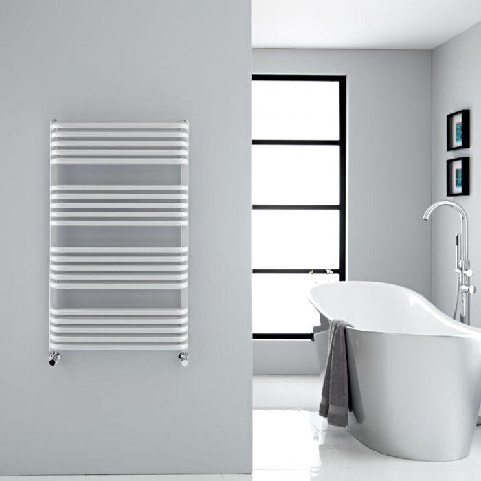 Scaldasalviette - Bianco - 1000mm x 600mm - 1123 Watt - Arch