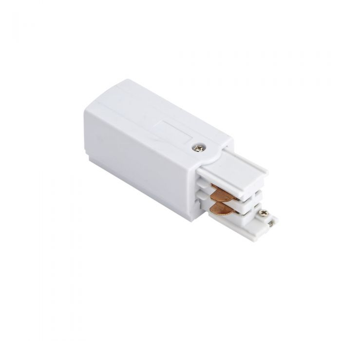 Connettore Per Binario Trifase - Bianco