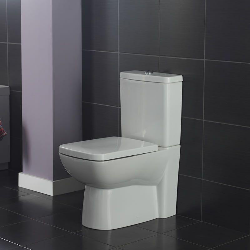 Sanitario Bagno WC Moderno Completo