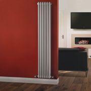 Radiatore di Design Verticale a 3 Colonne Tradizionale - Bianco - 1800mm x 293mm x 100mm - 1169 Watt - Regent