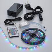 Strisce LED 3528 5.M RGB Rosso Verde e Blu