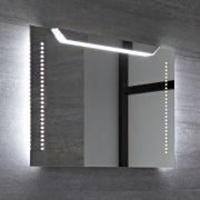 Specchio LED retroilluminato per Stanza da Bagno 500x700mm - Lomond