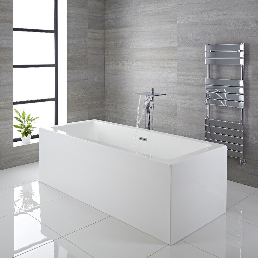 Vasca Centro Stanza Quadrata Moderna 1785 x 790mm x 580mm - Haldon