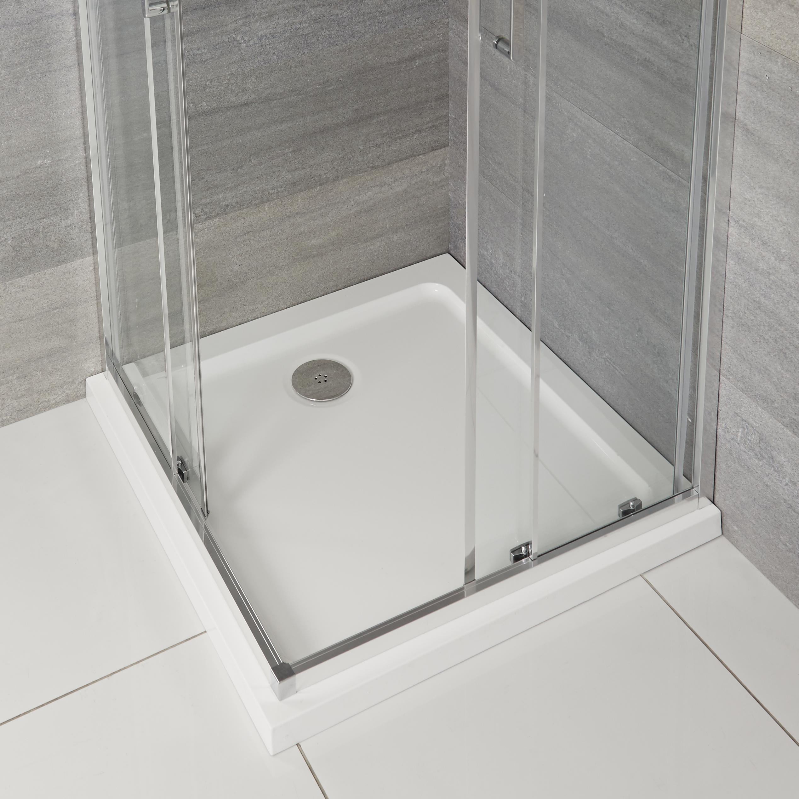 Piatto Doccia Quadrato 700x700mm Duco Stone
