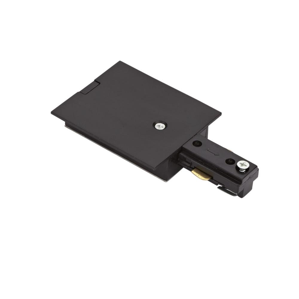 Biard Connettore Per Binario da Incasso Monofase 180x50mm - Nero