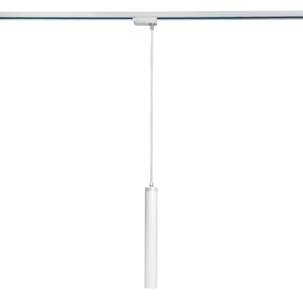 Lampada a Sospensione 5W per Binario LED Finitura Colore Bianco - Liv