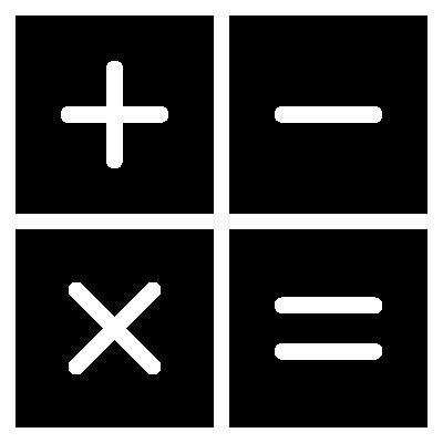 calculator symbols